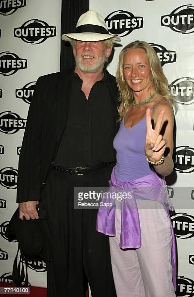 Nick Nolte and Clytie Lane