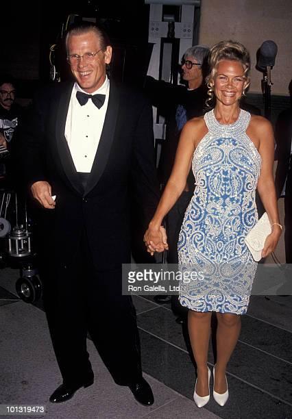 Nick Nolte and Rebecca Linger