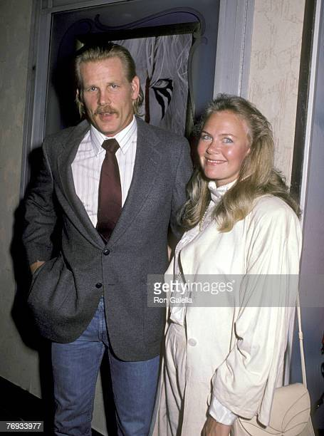 Nick Nolte and Wife Rebecca Linger
