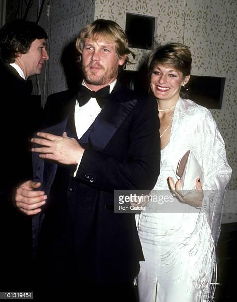 Nick Nolte and Wife Sharyn Haddad