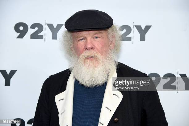 Nick Nolte attends the 92nd Street Y Presents 'Reel Pieces' Celebrating The Career Of Nick Nolte on March 12 2018 in New York City