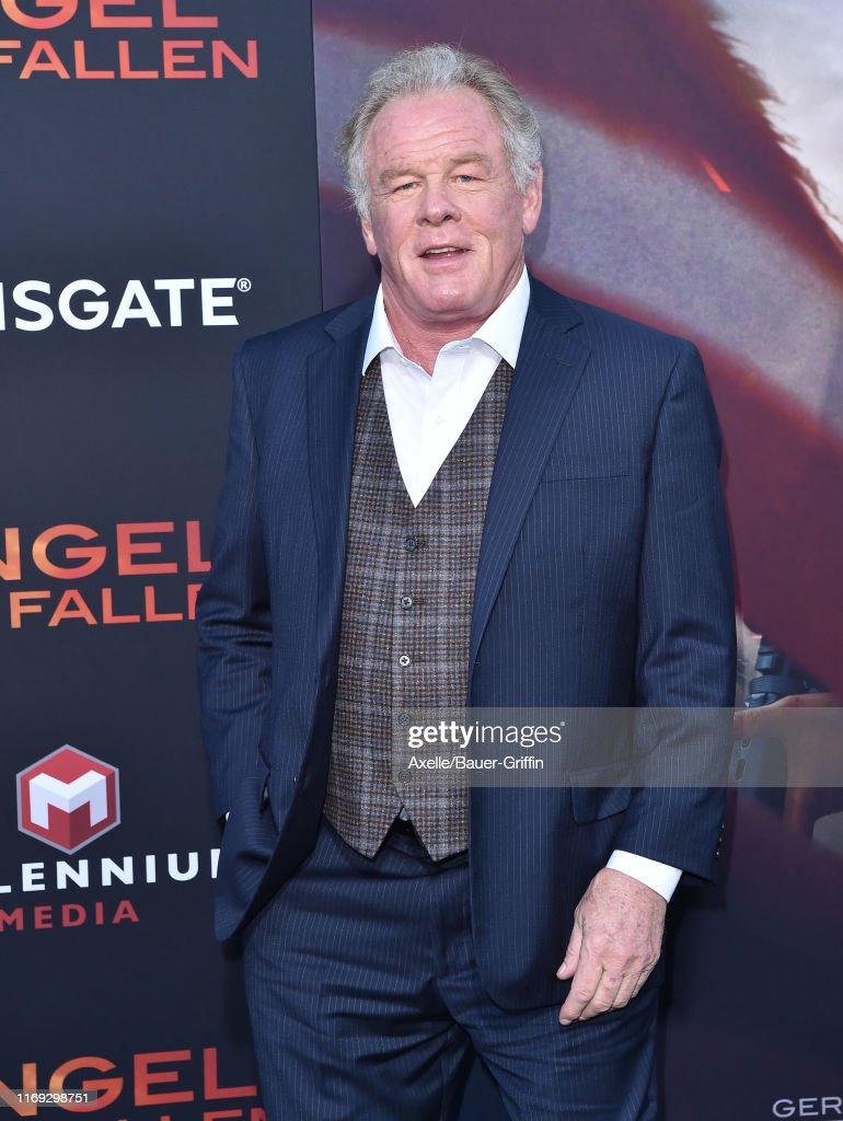 "LA Premiere Of Lionsgate's ""Angel Has Fallen"" - Arrivals : News Photo"