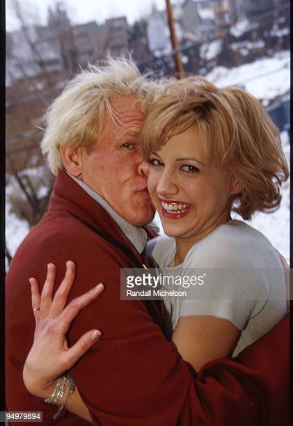 Nick Nolte Brittany Murphy