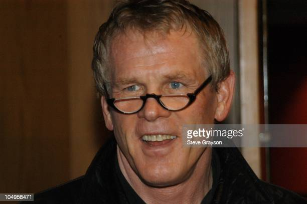 Nick Nolte during Los Angeles Industry Screening Of Fox Searchlight Pictures' The Good Thief at Directors Guild of America in West Hollywood...
