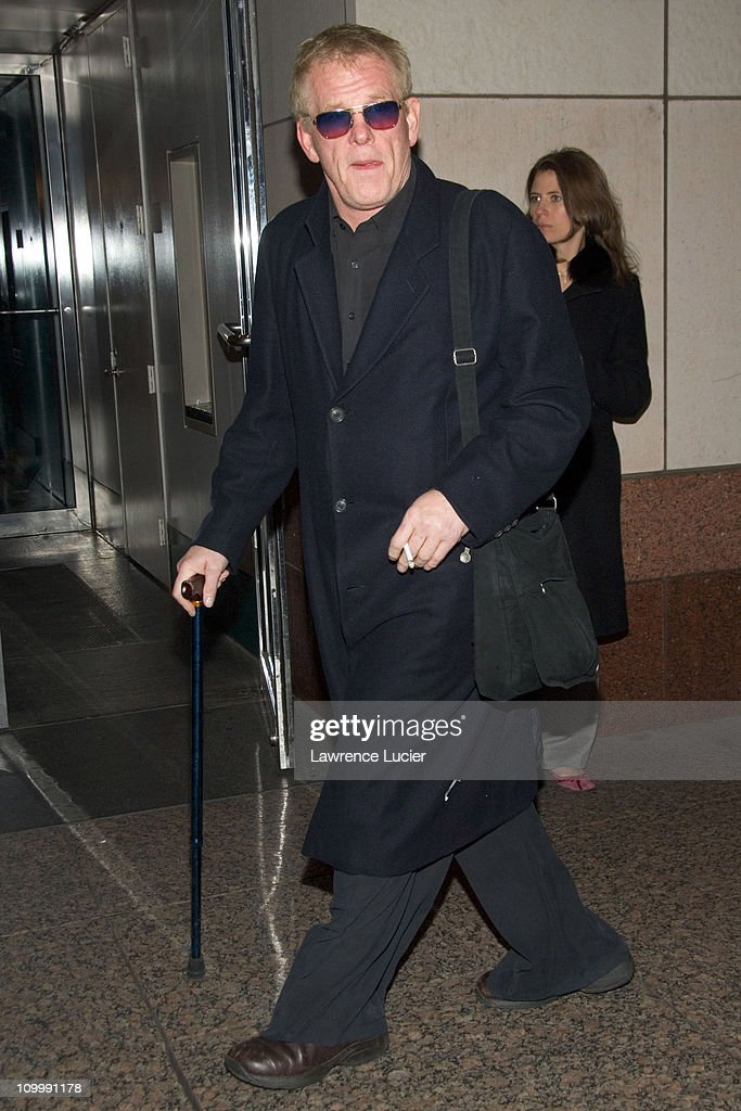 Nick Nolte during Neil Young Heart of Gold New York Screening - Arrivals at Walter Reade Theater in New York, NY, United States.