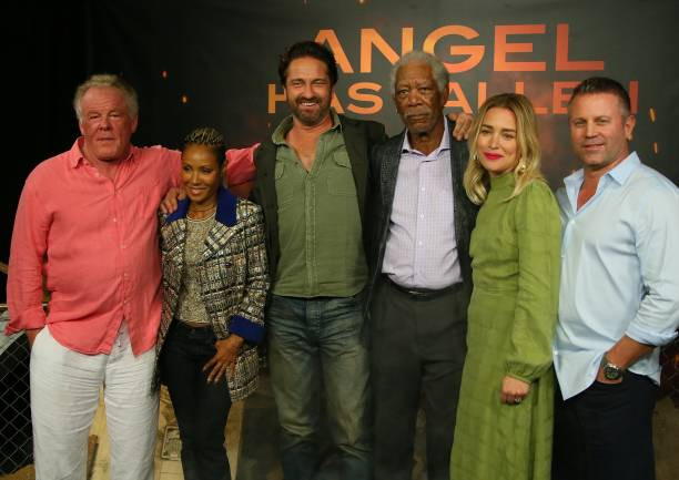 """CA: Photocall For Lions Gate's """"Angel Has Fallen"""""""
