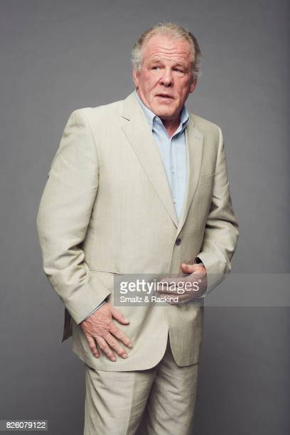 Nick Nolte of EPIX 'Graves' poses for a portrait during the 2017 Summer Television Critics Association Press Tour at The Beverly Hilton Hotel on July...