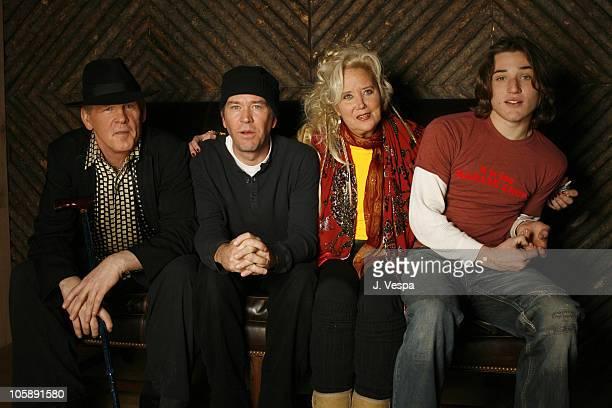 Nick Nolte, Timothy Hutton, Sally Kirkland and Trevor Morgan