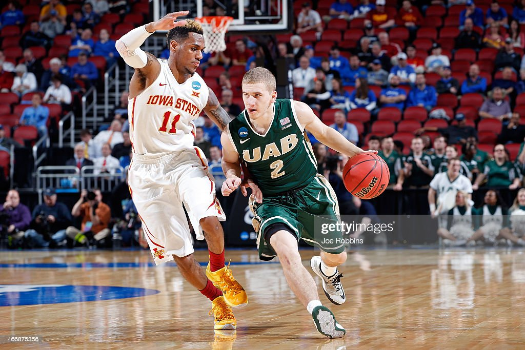 UAB v Iowa State : News Photo