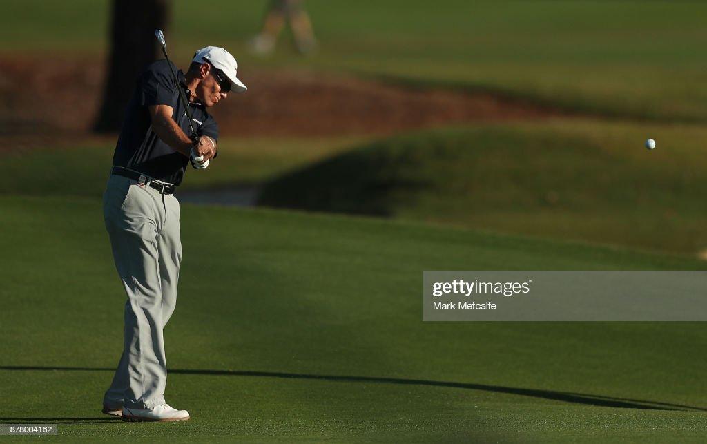 2017 Australian Golf Open - Day 2