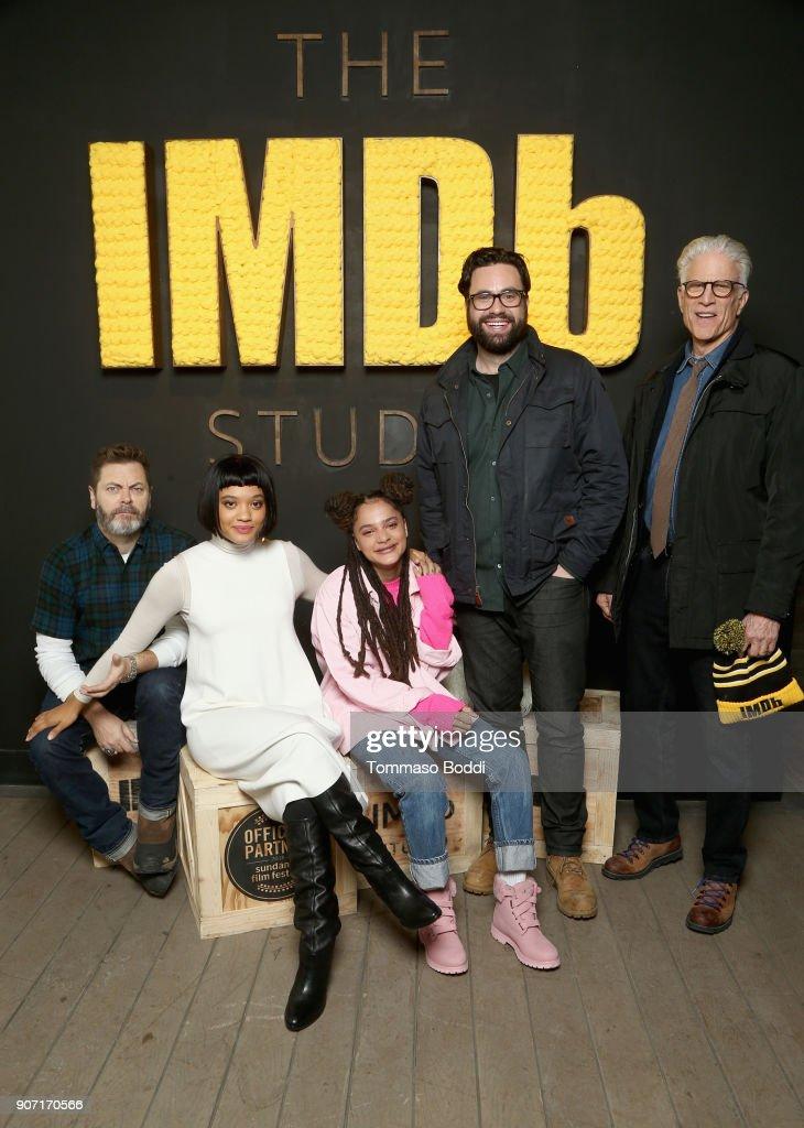 The IMDb Studio at The Sundance Film Festival & The IMDb Show on Location at The Sundance Film Festival - Day 1