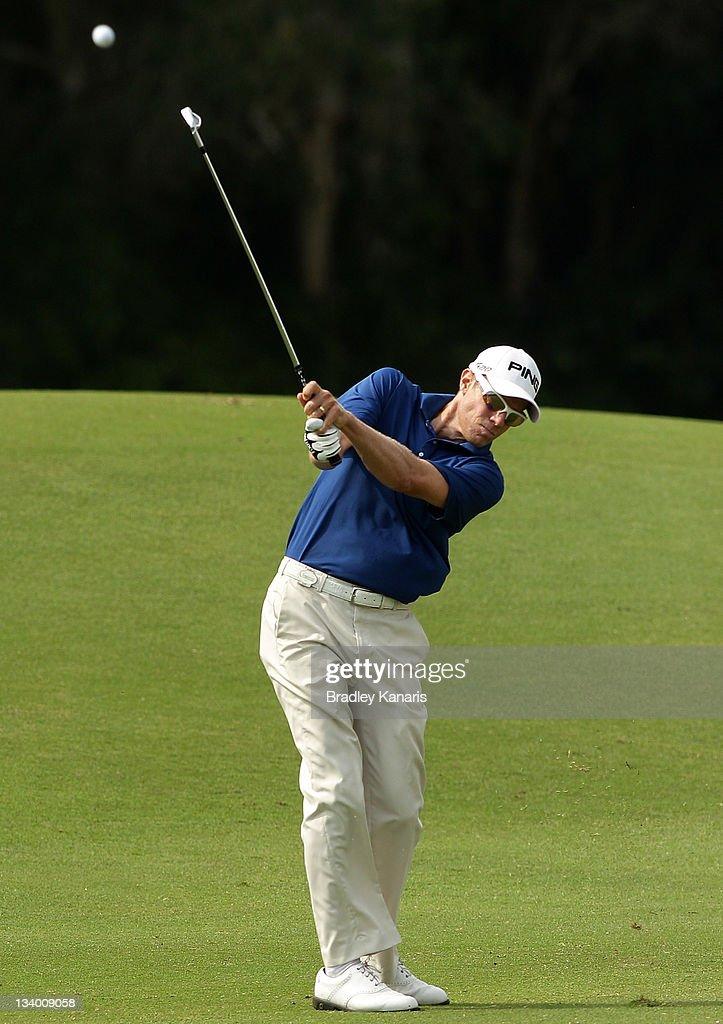 2011 Australian PGA Championship - Day 1