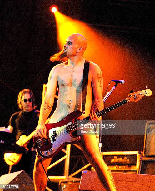 Nick Oliveri of Queens of the Stone Age