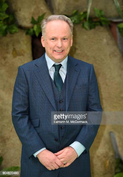 Nick Park attends the 'Early Man' World Premiere held at BFI IMAX on January 14 2018 in London England