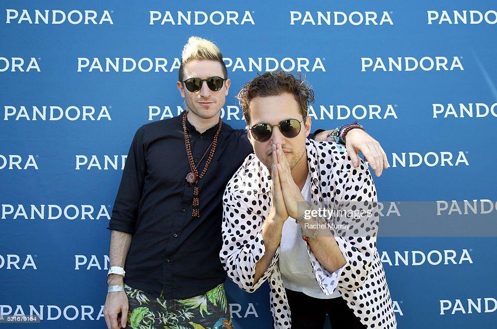 CA: Pandora Indio Invasion