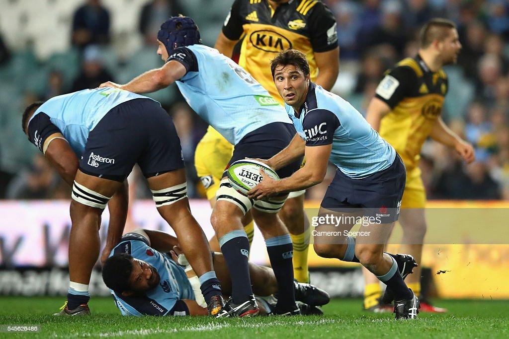 Super Rugby Rd 16 - Waratahs v Hurricanes : News Photo