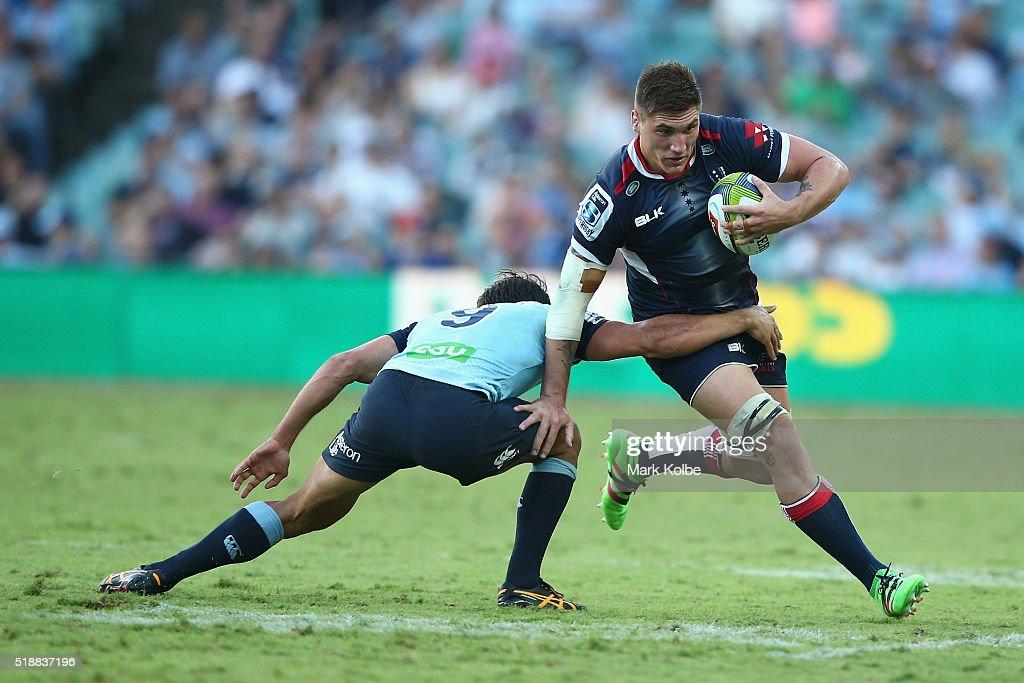 Super Rugby Rd 6 - Waratahs v Rebels : News Photo