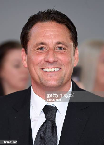Nick Pickard attends the National Television Awards 2021 at The O2 Arena on September 09, 2021 in London, England.