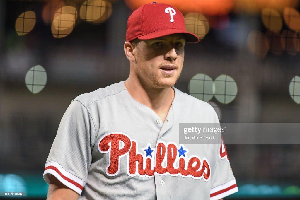Philadelphia Phillies v Arizona Diamondbacks