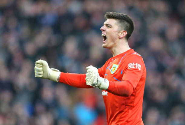 GBR: Burnley FC v Leicester City - Premier League