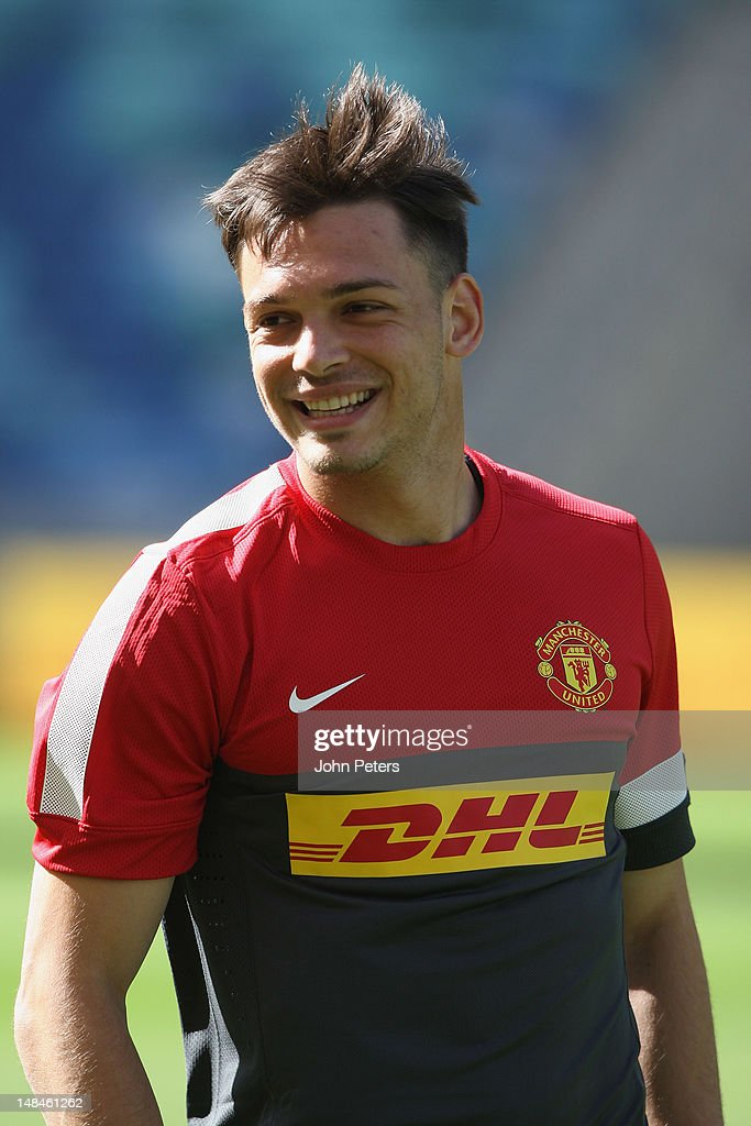 Manchester United Training and Press Conference - Durban