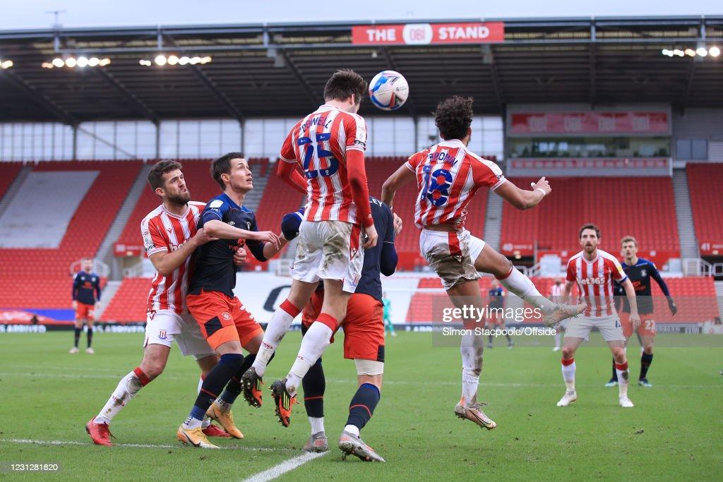Stoke City v Luton Town - Sky Bet Championship : News Photo
