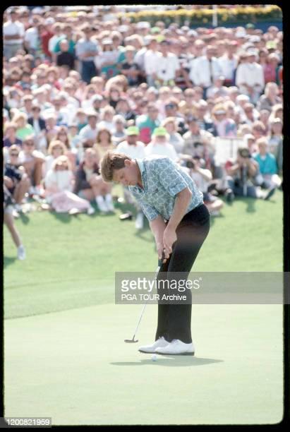 Nick Price 1991 PGA TOUR Photo by Bob Strauss/PGA TOUR Archive via Getty Images