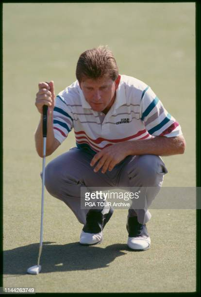 Nick Price 1992 H.E.B. Texas Open Photo by Sam Greenwood/PGA TOUR Archive
