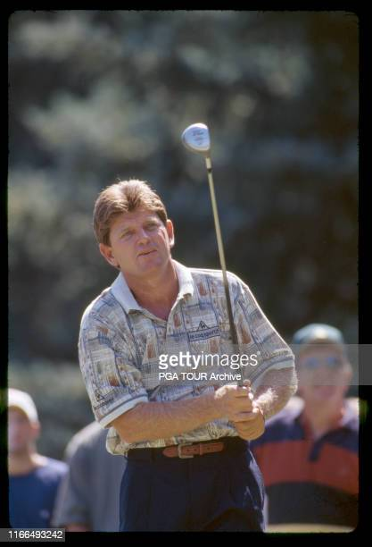 Nick Price 1995 NEC World Series of Golf - August Photo by Sam Greenwood/PGA TOUR Archive via Getty Images