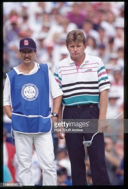 Nick Price and Jeff Medlin 1992 PGA Championship PGA TOUR Archive via Getty Images
