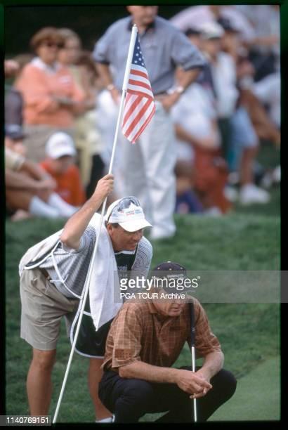 Nick Price, Jimmy Johnson 2001 Marconi Pennsylvania Classic - 9/22/2001 - Saturday Photo by Stan Badz/PGA TOUR Archive