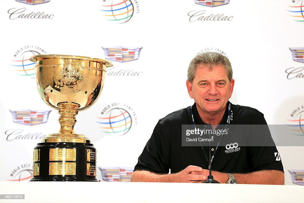 Presidents Cup Captains Press Conference