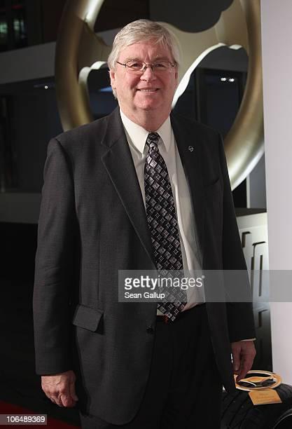 Nick Reilly Chairman of Adam Opel AG attends the 2010 Das Goldene Lenkrad awards at Axel Springer Haus on November 3 2010 in Berlin Germany