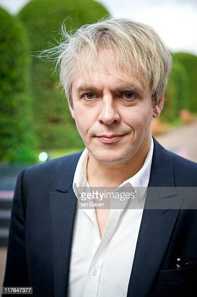Nick Rhodes attends the English National Ballet's summer party at The Orangery on June 29 2011 in London England