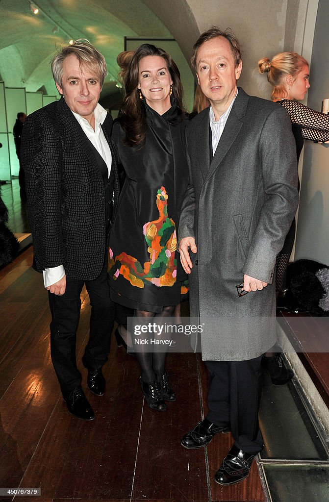 Isabella Blow: Fashion Galore! Party : News Photo