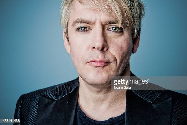Nick Rhodes of Duran Duran poses for a portrait on June 18 2012 in New York City