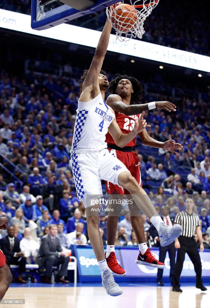 Alabama v Kentucky