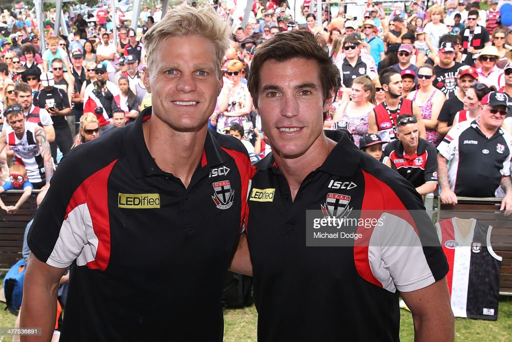 St Kilda Saints Fan Day