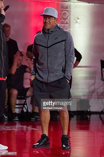 Nick Rimando attends the Neymar Jr Michael Jordan Collection Celebration at Terminal 23 on June 1 2016 in New York City
