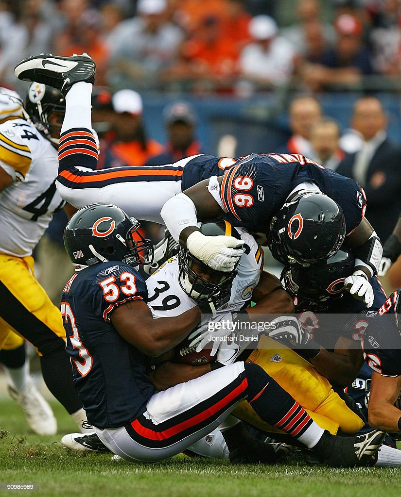 Pittsburgh Steelers v Chicago Bears