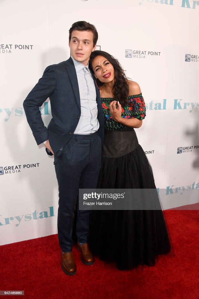"""Premiere Of Paladin And Great Point Media's """"Krystal"""" - Arrivals"""
