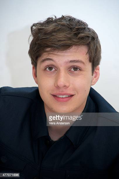 Nick Robinson on location on June 12 2015 in Cancun Mexico