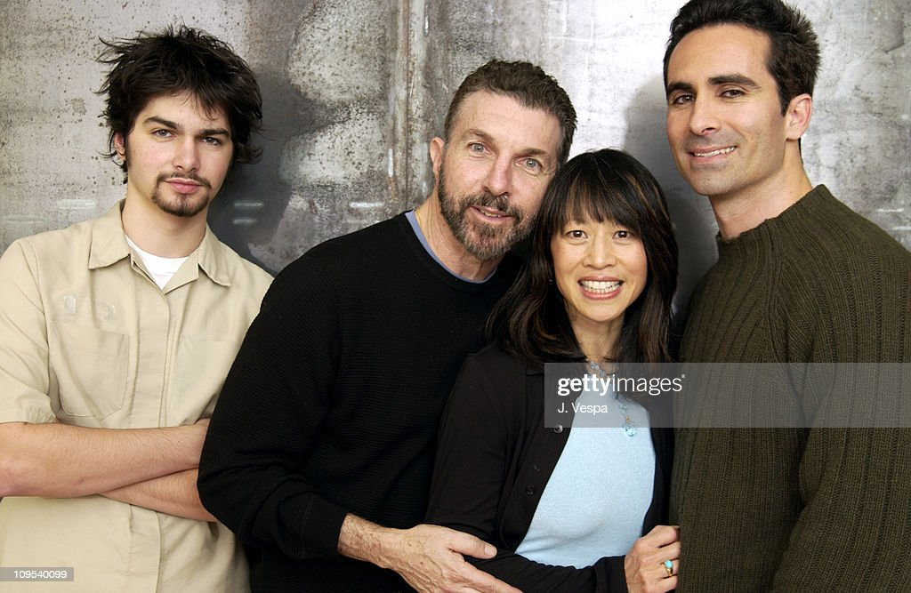 Nick Roth, Bobby Roth, writer / director / producer, Lauren Tom and Nestor Carbonell