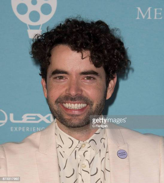 Nick Rutherford attends the Festival Gala at CIA at Copia during ithe 7th Annual Napa Valley Film Festival on November 11 2017 in Napa California