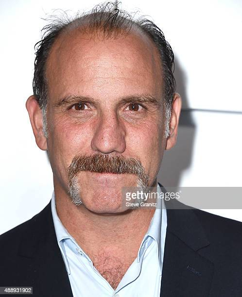 Nick Sandow arrives at the Audi Celebrates Emmys Week 2015 at Cecconi's on September 17 2015 in West Hollywood California
