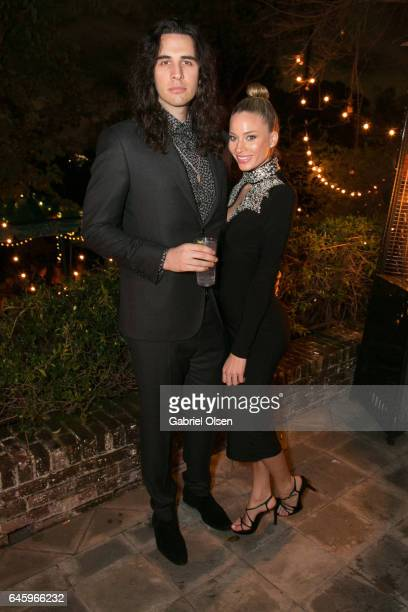 Nick Simmons attends the Circus Magazine Oscars Celebration Hosted By Steve Shaw and Jonas Tahlin CEO Absolut Elyx Sponsored by Volvo and Vaseline on...