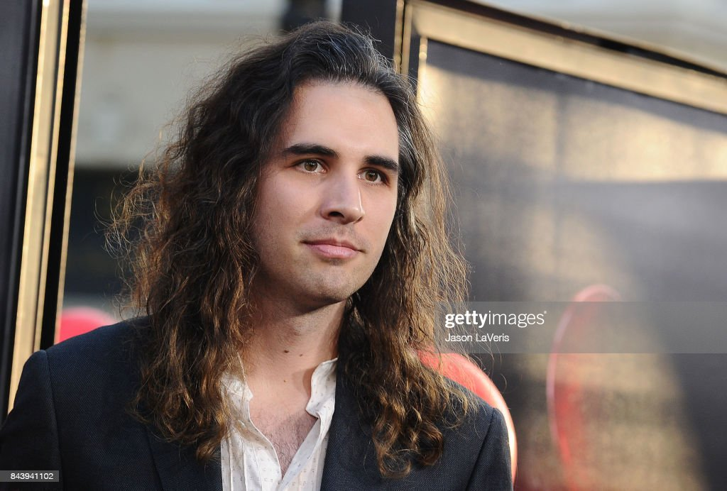 Nick Simmons attends the premiere of 'It' at TCL Chinese Theatre on September 5, 2017 in Hollywood, California.