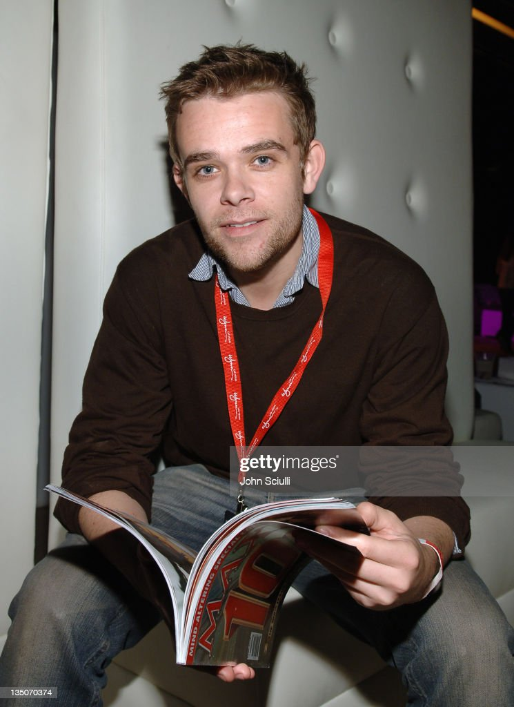Nick Stahl during Maxim 100th Issue Weekend - Poker Tournament in Las Vegas, Nevada, United States.