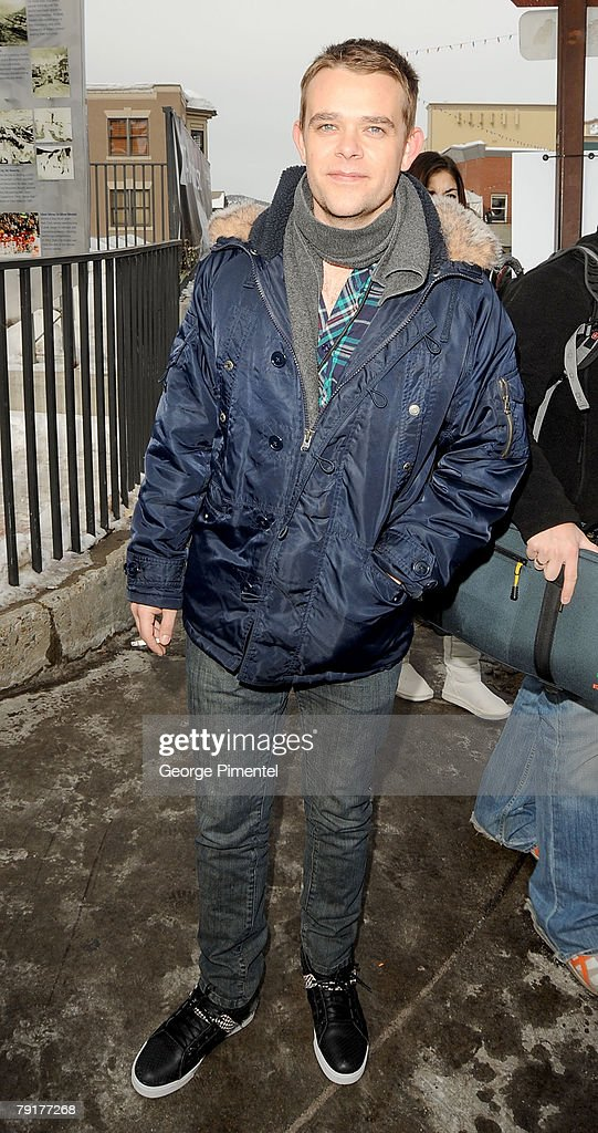 Nick Stahl seen around town at the 2008 Sundance Film Festival on January 20, 2008 in Park City, Utah.