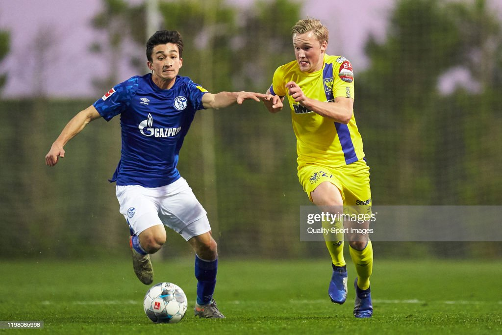 FC Schalke 04 v Sint-Truiden - Friendly : News Photo